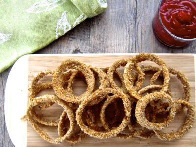 Recipe Resuscitation: Onion Rings