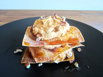 Dining with the Doc: Pumpkin Napoleons