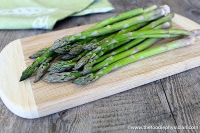 Ingredient 911: Asparagus