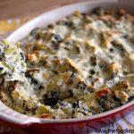Recipe Resuscitation: Spinach Artichoke Dip