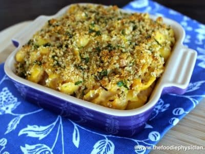 Recipe Resuscitation: Cauliflower Mac and Cheese