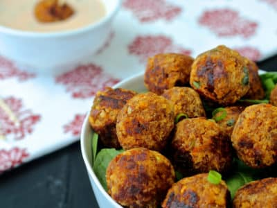 Dining with the Doc: Spicy Thai Chili Tuna Meatballs