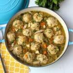 Recipe Resuscitation: Chicken and Dumplings