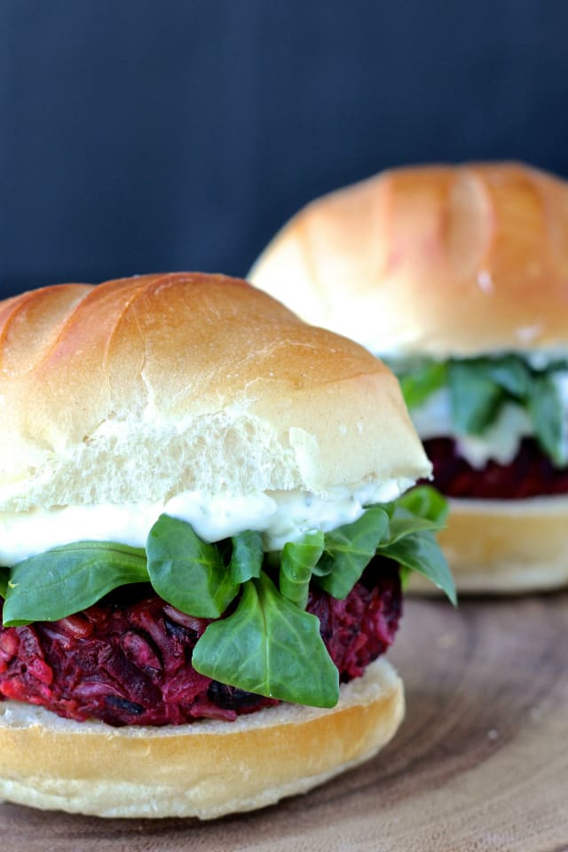#lovebeets #beetburger #thefoodiephysician #vegetarian