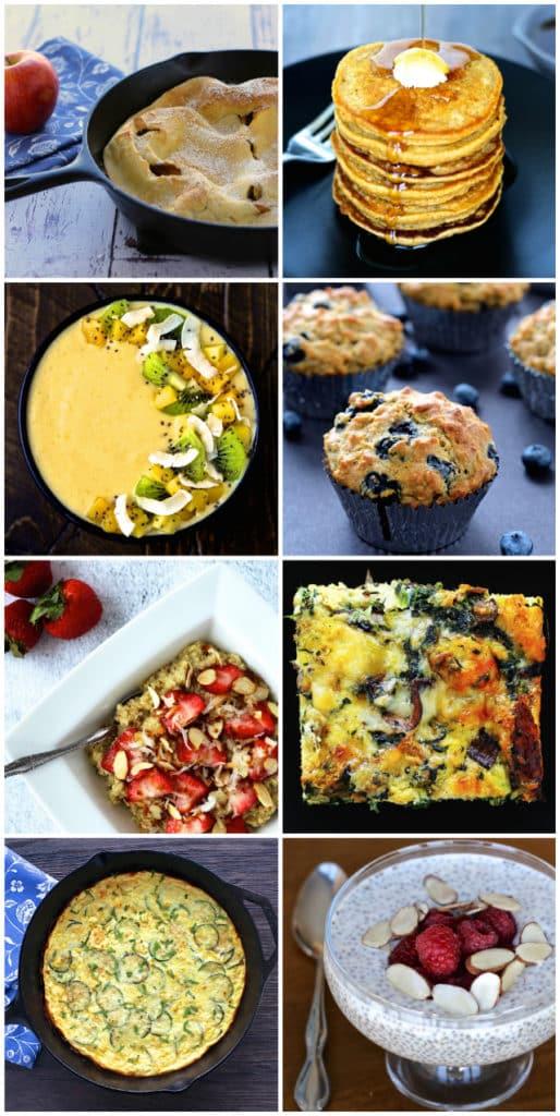 #breakfast #pancakes #muffins #dutchbaby #strata #smoothiebowl #quinoa