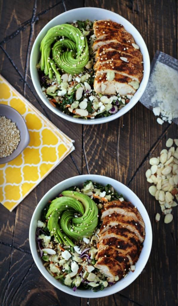 #EatSmartVeggies #TheFoodiePhysician #grainbowl