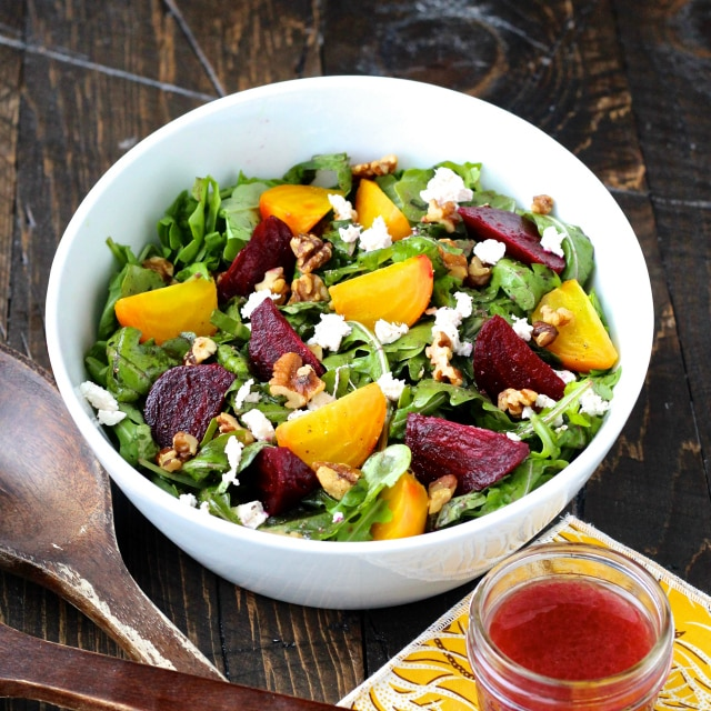 #DrinkNatalies #cleaneating #beets #beetsalad #thefoodiephysician