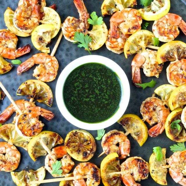 #thefoodiephysician #shrimpskewers #oliveoilsfromSpain