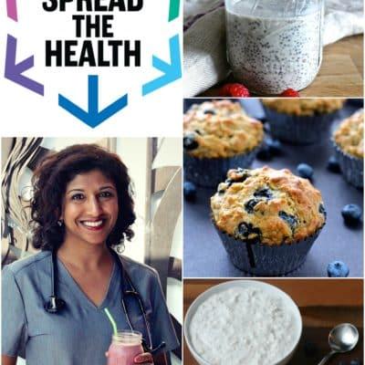 Spread The Health Healthy Habits Challenge