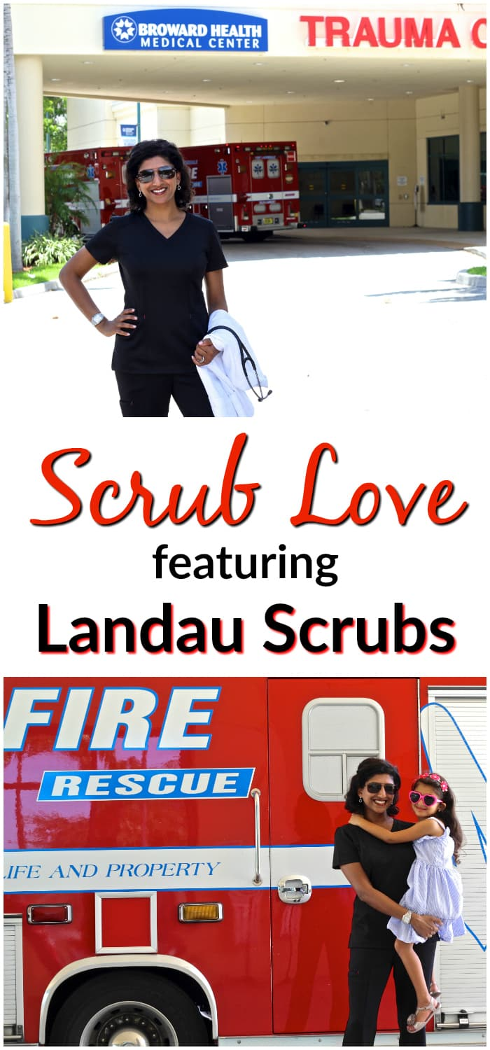 A Day in the Life of The Foodie Physician Part 2 featuring @LandauUniforms #scrublove #sponsored | @foodiephysician