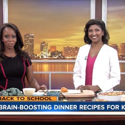 WPTV News: Brain-Boosting Dinners For Kids