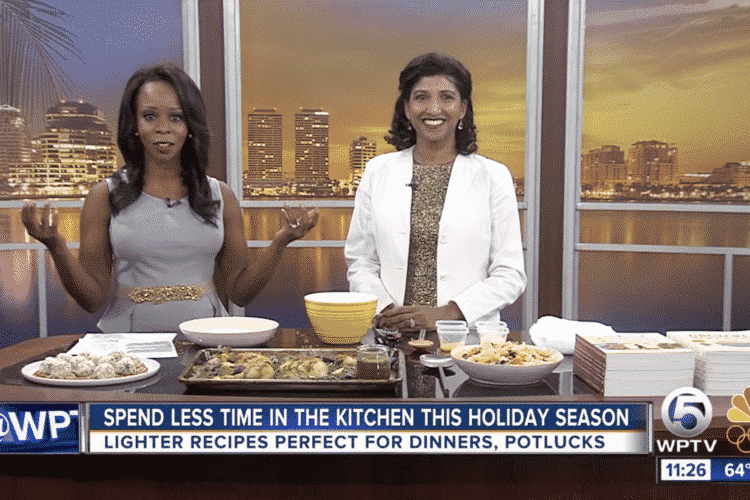 WPTV News: Healthy Holiday Favorites