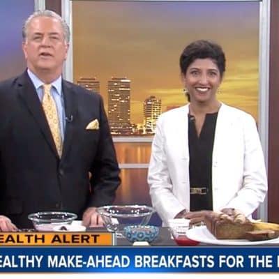 Healthy Make-Ahead Breakfasts
