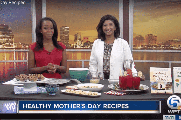 Healthy Mother's Day Recipes