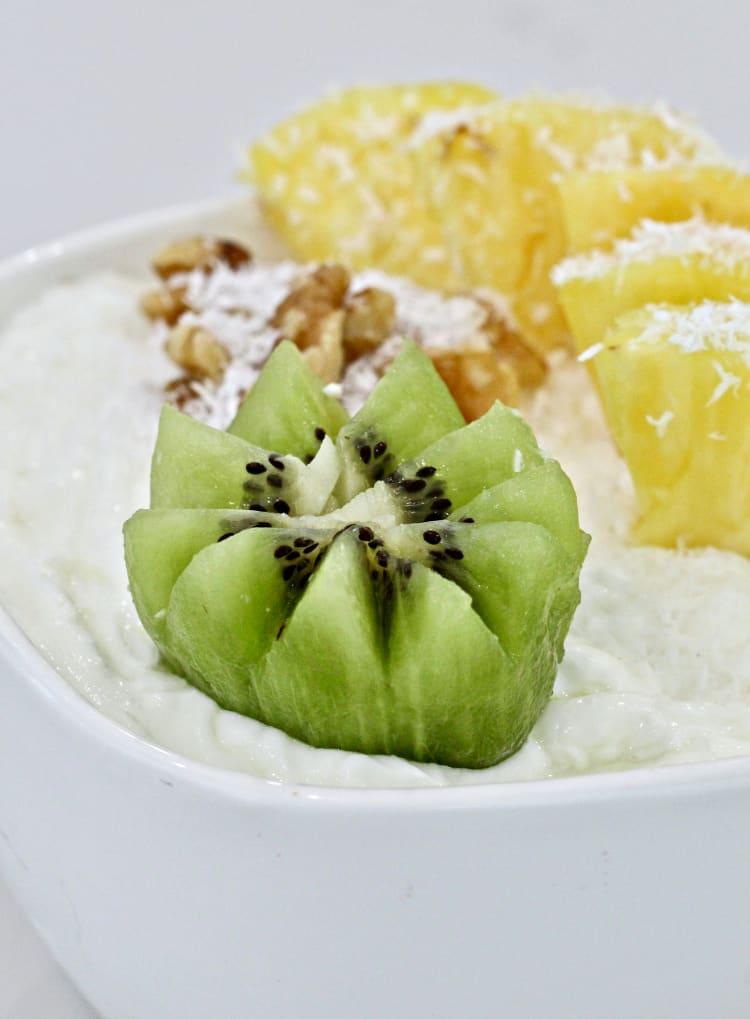 Greek Yogurt Sundae Bar