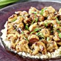 Crispy Baked Sweet & Sour Cauliflower