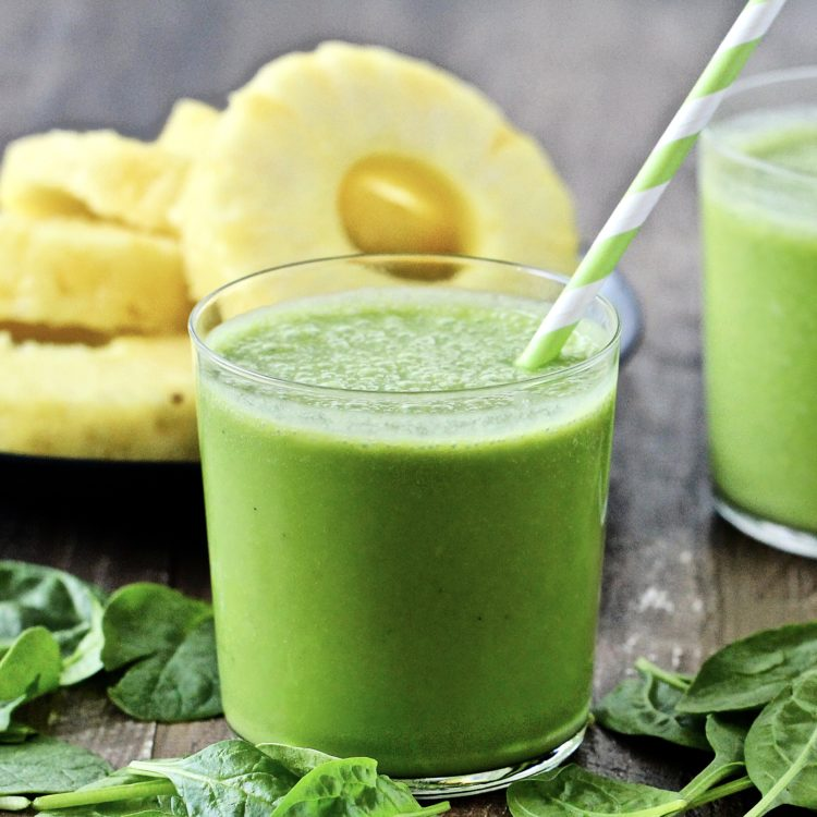Hydrating Green Smoothie