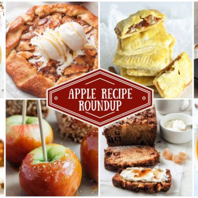 The Best Apple Recipe Roundup