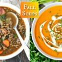 Fall Soups